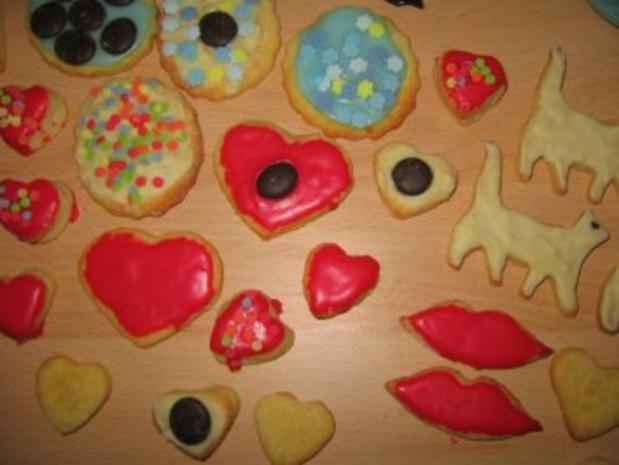 Einfache Kekse - Rezept