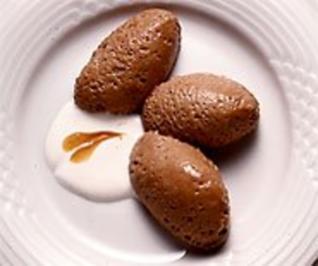 Rezept: Mousse aux chocolatte
