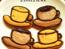 Espresso-Cookies - Rezept