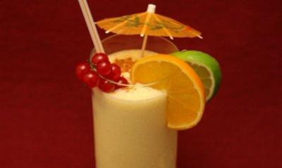 Orangen-Frappé in Vitamin C-Dur (Henning Krautmacher) - Rezept