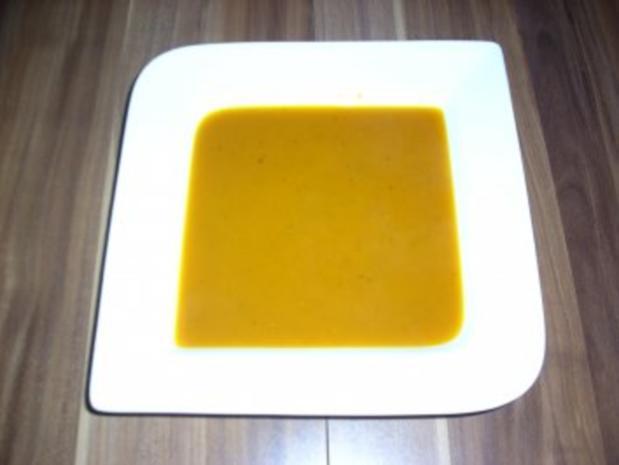Kürbissuppe mit dem gewissen Etwas - Rezept