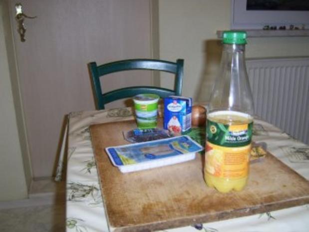 Marinierte Heringe mit Orangensaft - Rezept - Bild Nr. 2