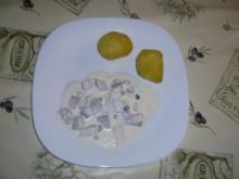 Marinierte Heringe mit Orangensaft - Rezept