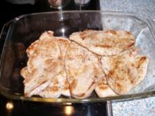 Ofenschnitzel - Rezept