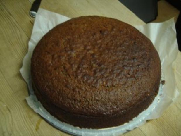 Sticky Toffee Pudding Cake (Kuchen) - Rezept - Bild Nr. 4