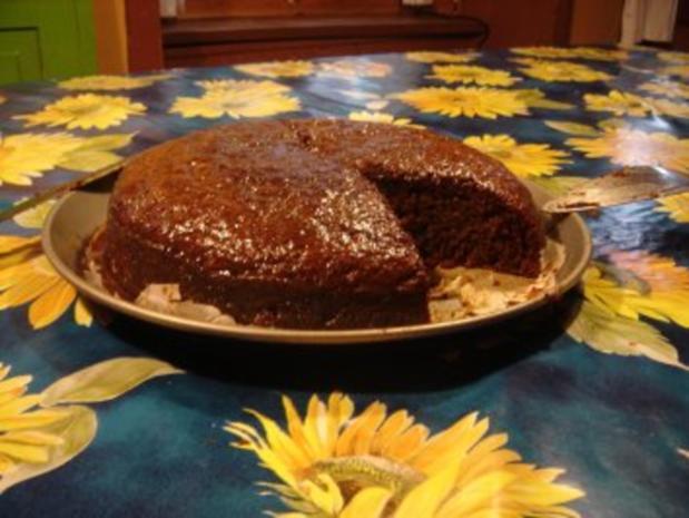 Sticky Toffee Pudding Cake (Kuchen) - Rezept - Bild Nr. 3