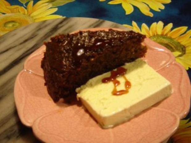 Sticky Toffee Pudding Cake (Kuchen) - Rezept - Bild Nr. 2