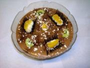 Mousse au Chocolat  ohne Gelatine so wie es seien sollte - Rezept