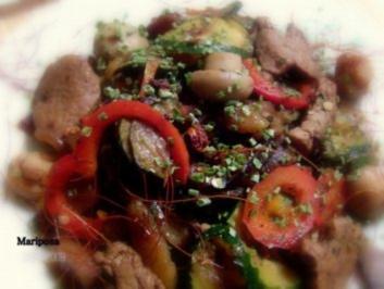 Filetpfanne a la Mariposa - Rezept