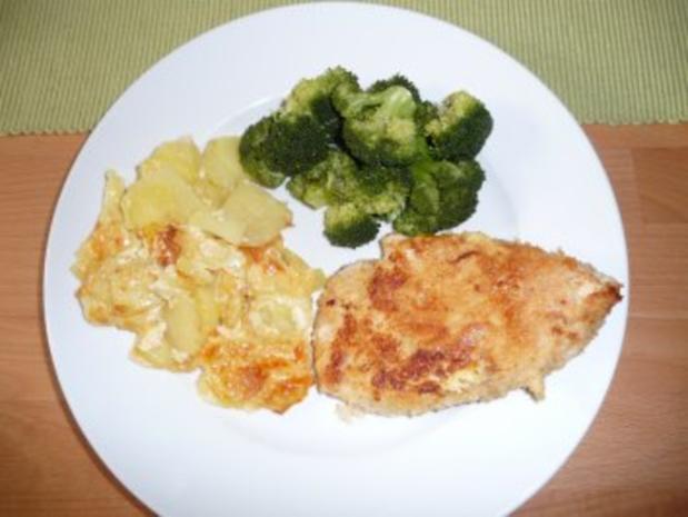 Kartoffelgratin a la Nadine - Rezept - Bild Nr. 2