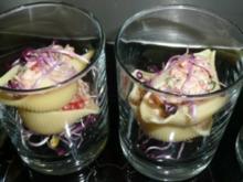 GLASFOOD 6: Gefüllte Muschelnudeln - Rezept