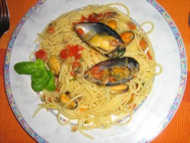 Spaghetti Vongole von Rosa - Rezept - Bild Nr. 6