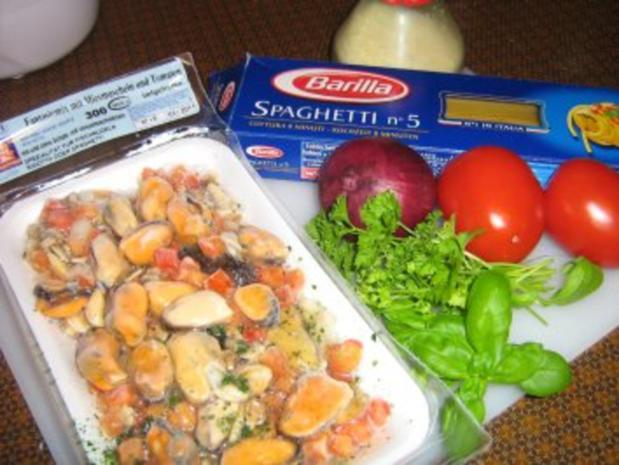 Spaghetti Vongole von Rosa - Rezept - Bild Nr. 2