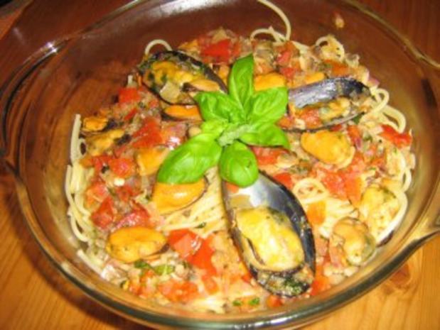 Spaghetti Vongole von Rosa - Rezept - Bild Nr. 5