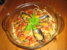 Spaghetti Vongole von Rosa - Rezept