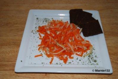 Karotten Sellerie Salat - Rezept