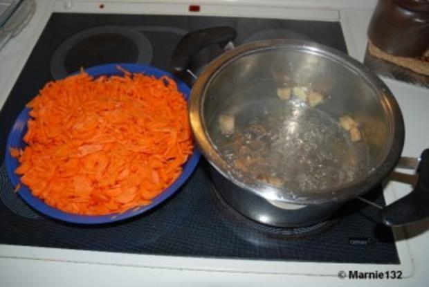 Karotten Sellerie Salat - Rezept - Bild Nr. 3