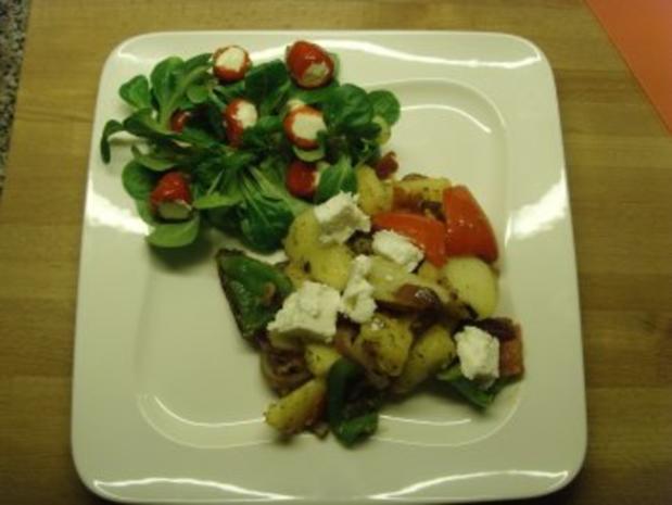 Bulgarische Paprika – Kartoffel Pfanne…. - Rezept - Bild Nr. 7