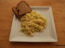 Porree- Salat - Rezept