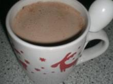 Nutella-Honig-Milch - Rezept