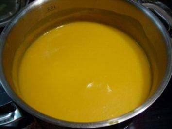 Kürbis - Möhren - Ingwer - Suppe - Rezept