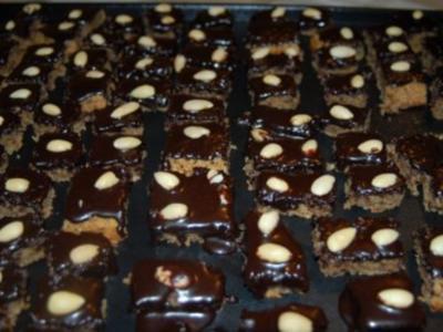 Winterliches Schokoladenbrot - Rezept