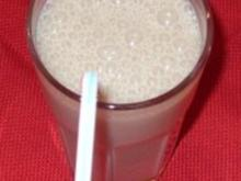Getränk - Bananen-Erdbeer-Schoko-Milchshake - Rezept
