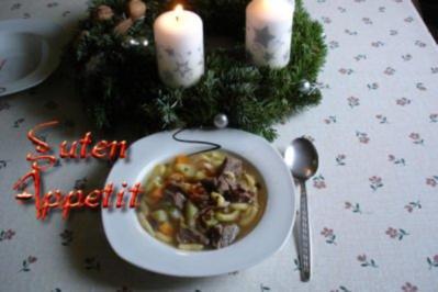 Gaisburger Marsch - Rezept