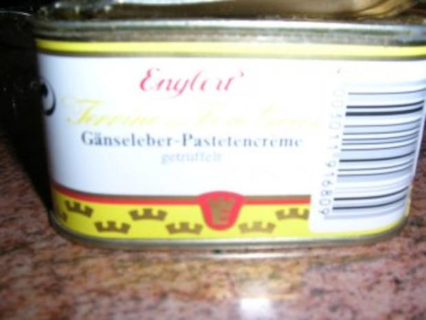 Ochsenbäckchen in Barolo geschmort mit Gänseleber-Kartoffelknödel und Sellerieragout Essen zum 2. Advent HAUPTGERICHT - Rezept - Bild Nr. 7