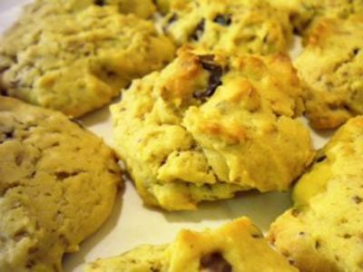 Plätzchen: Erdnussbutter-Cookies - Rezept