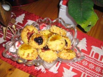 Rezept: Marmelade-Nestchen
