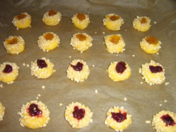 Marmelade-Nestchen - Rezept - Bild Nr. 5