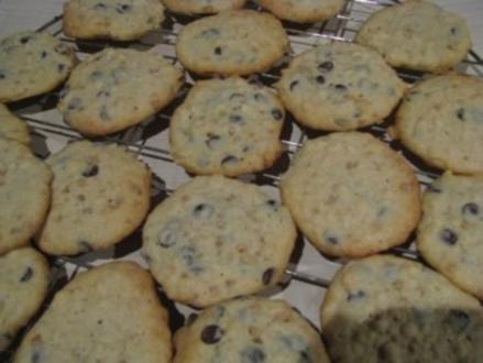 Chocolate-Chip-Cookies - Rezept