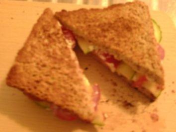 Rezept: Mein Lieblings-Toast...