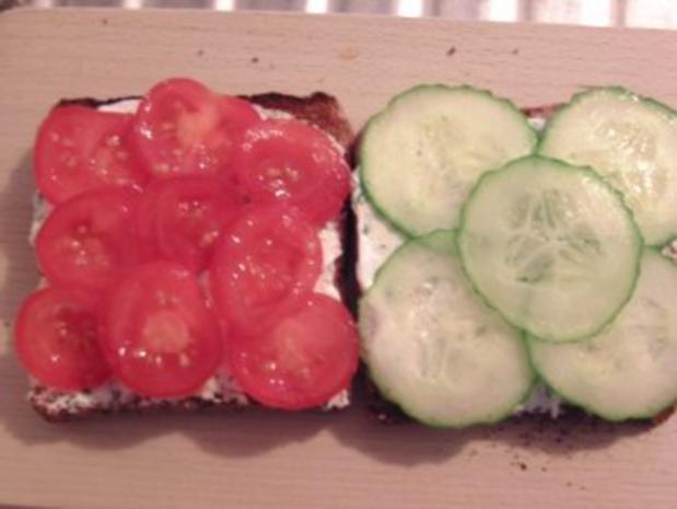 Mein Lieblings-Toast... - Rezept - Bild Nr. 3