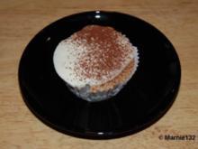 Cappuccino Eis-Muffins - Rezept