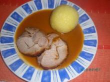 Schweinsbraten Nr.1 - Rezept