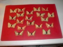 Bunte Schmetterlinge - Rezept