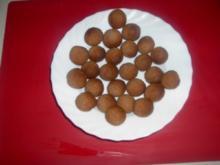 Kokos - Kakao - Kugeln - Rezept