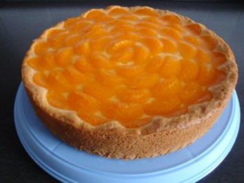 Mandarinen Schmand Torte Rezept Mit Bild Kochbar De