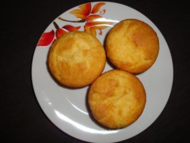 Mandarinen-Muffins - Rezept
