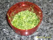 Turbo - Basilikum - Pesto - Rezept