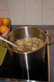Rezept: Weißkohl mit Hackfleisch