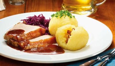 Rezept: Kartoffeln – Oma's Fränkische Kartoffelklöße – das Original