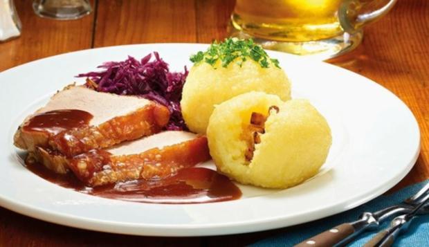 Kartoffeln – Oma's Fränkische Kartoffelklöße – das Original