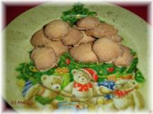 Plätzchen - Likörhäppchen - Rezept