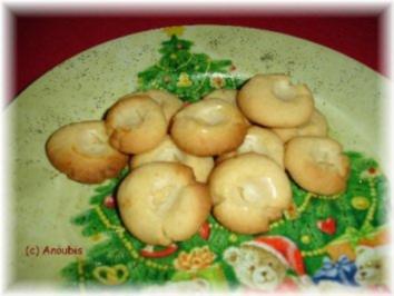 Plätzchen - Honigkrater - Rezept