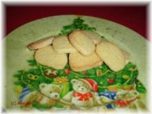Plätzchen - Shortbread - Rezept