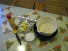 Apfelkuchen mit Quark - Rezept
