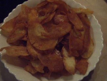 Kartoffelchips - Rezept